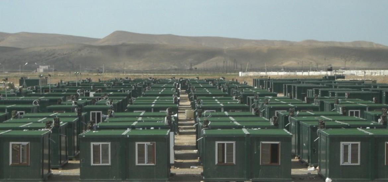 Bâtiments Militaire