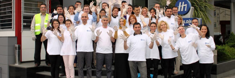 Hekim Holding a attiré toute l'attention avec sa Sensibilité Sociale de la Journée Mondiale de l'Environnement le 5 Juin