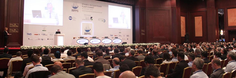 Prefabrik Yapı A.Ş. à la colloque İstanbul sur les Centrales Nucléaires
