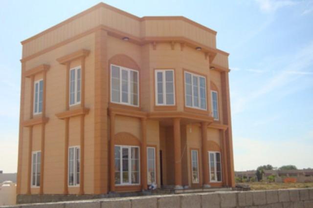 Des Villas Lux à Abu Dhabi