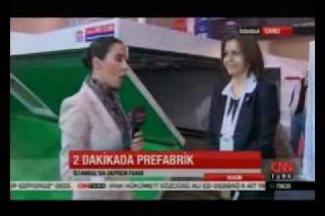 Exposition de la gestion des catastrophes CNN Turk Nouvelles