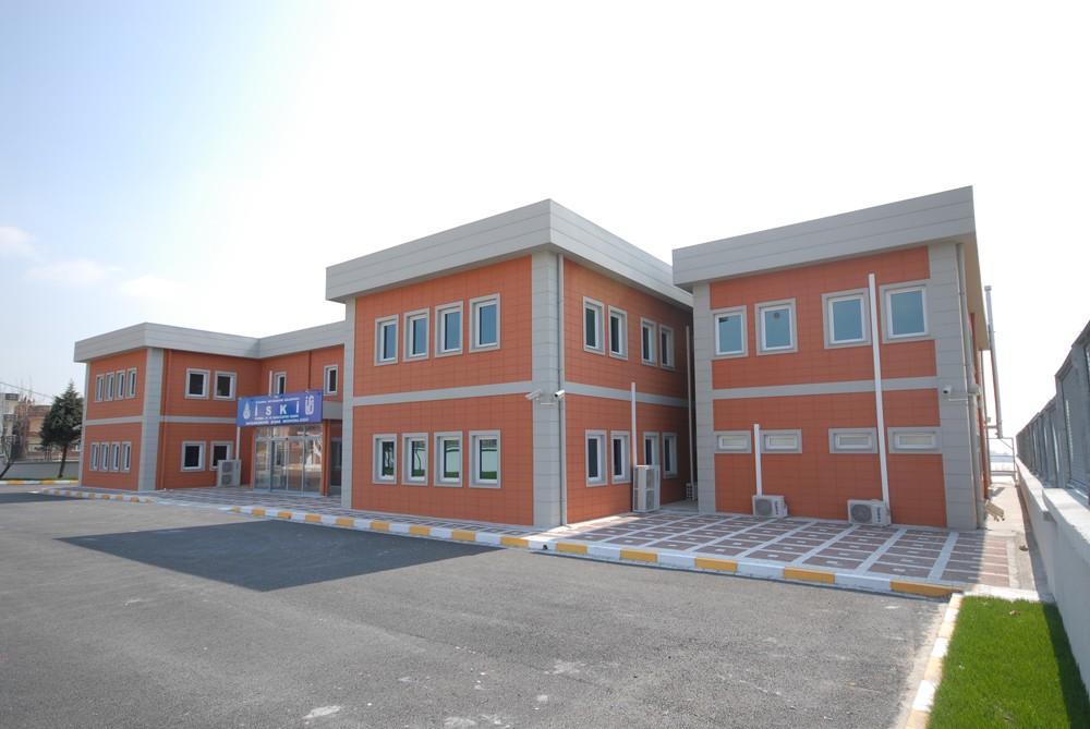 Entreprise de construction direction filiale de basaksehir for Entreprise de construction