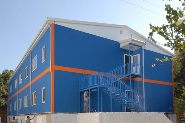 Akademi Construction Batiment D'administration De Yurtiçi Kargo