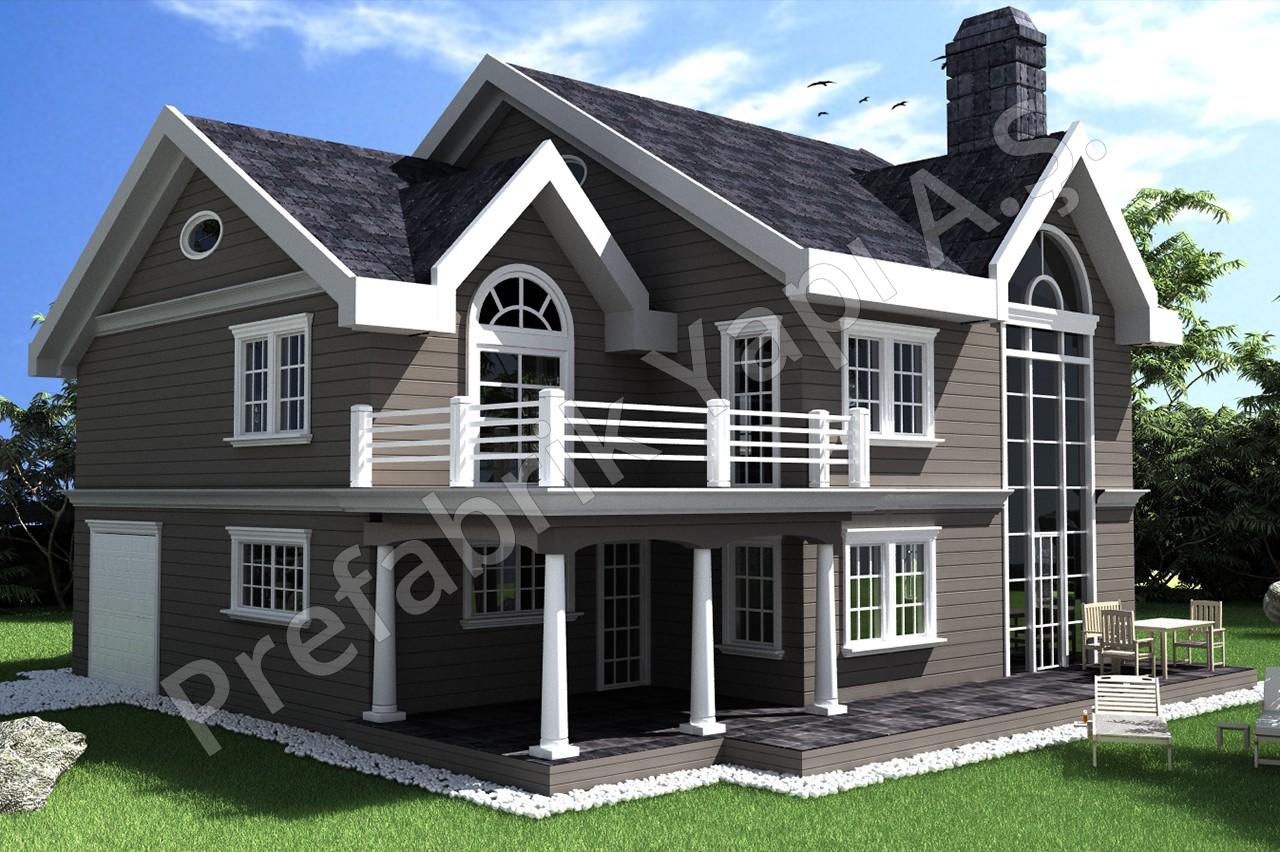 Am 233 Ricain Architecture Villa