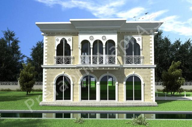 L'architecture Arabe Villa