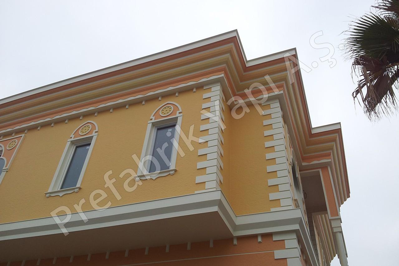 L architecture arabe villa for Architecture maison arabe