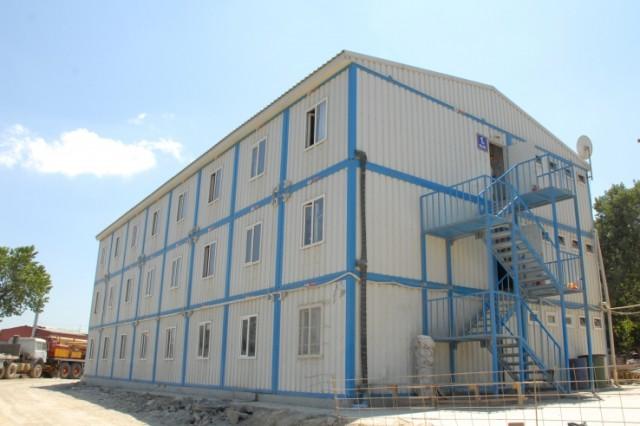 Artaş İnşaat -Chantier de logement Avrupa