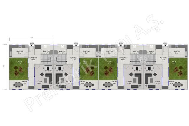 Plan de Ground Floor