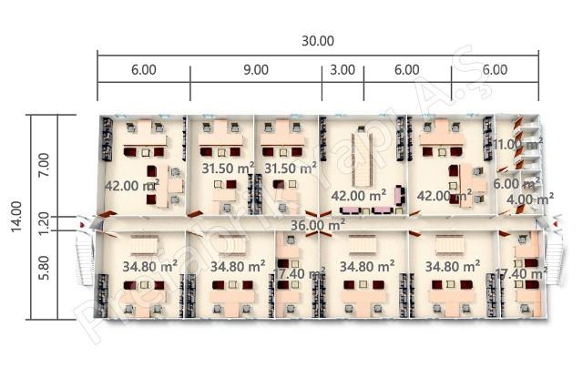 BKO 840 m2