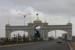 Türkménistan Marché du Désert
