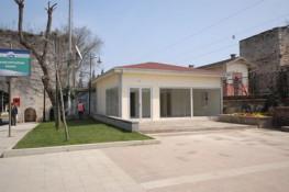 Kiosques de Vente de la Municipalité de Fatih