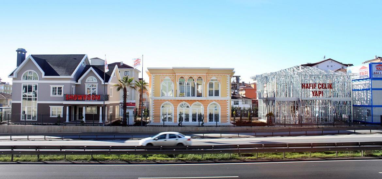 Villa en Acier Léger