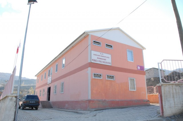 Hakkari Merkez Centre Medical No.6