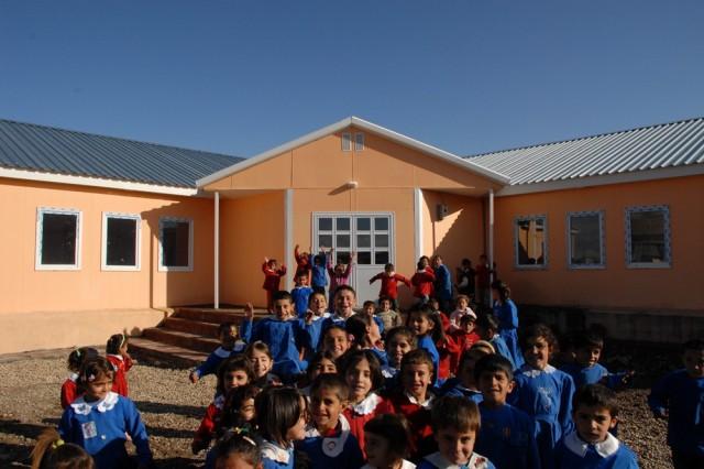 Ecoles De La Prefecture De Hakkari