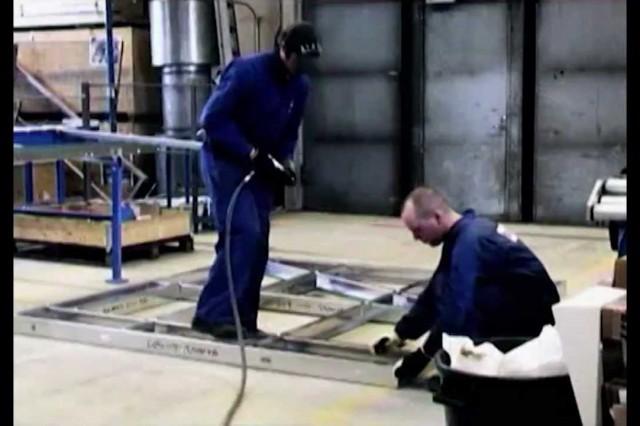 Hekim Robot – Non soudée technologie de Structure