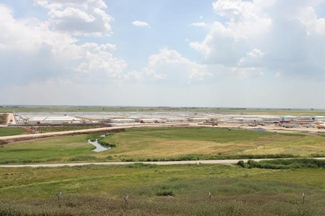 Kilis Infrastructure de 3232 conteneurs et la construction de l'équipement socialtı İnşaatı