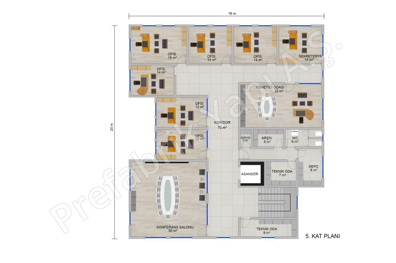 bureau 697 m2. Black Bedroom Furniture Sets. Home Design Ideas