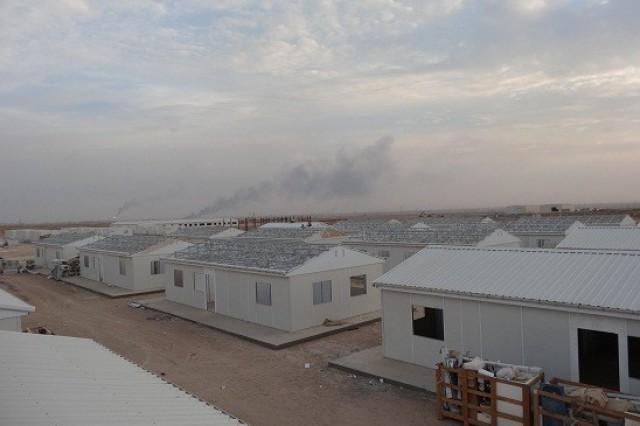 ORASCOM Projet d'Irak