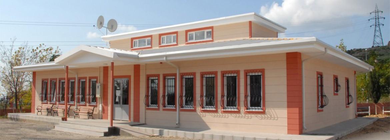 Salles de Classe Préfabriquées