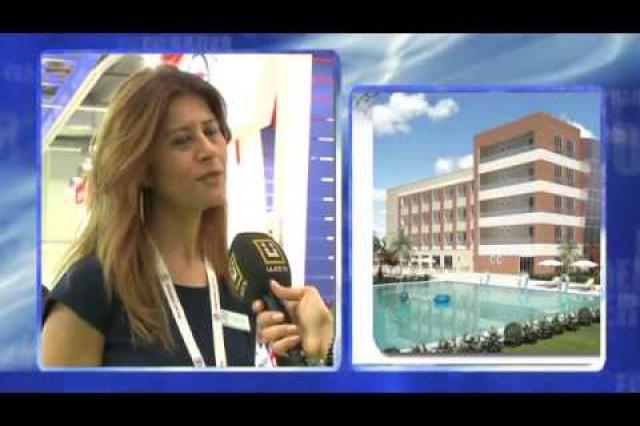 Prefabrik Yapı A.Ş. ÜlkeTV Fuar Haber Programme (Construction Foire 2014)