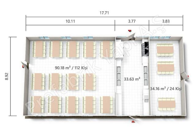 PRY 158 m2 Plan