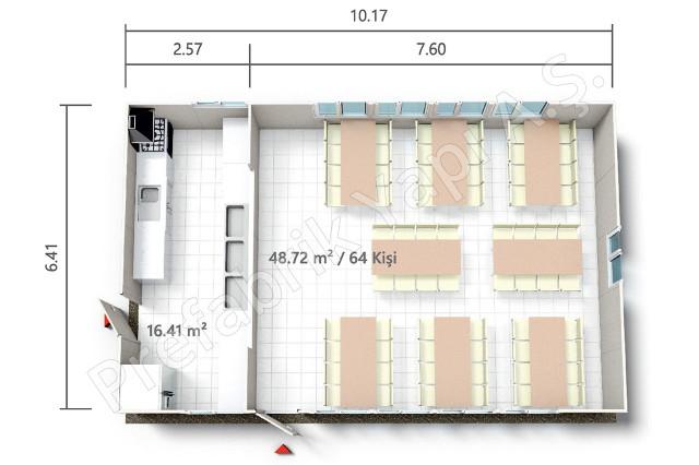 PRY 78 m2 Plan