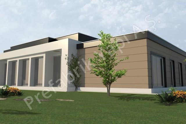 Bureau des Ventes 318 m2