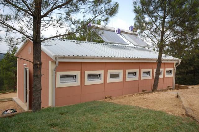 Projet Du Camp Scoute De La Municipalite De Sultangazi