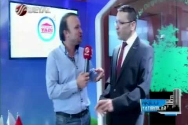 Conférence durable Marques (Beyaz TV)