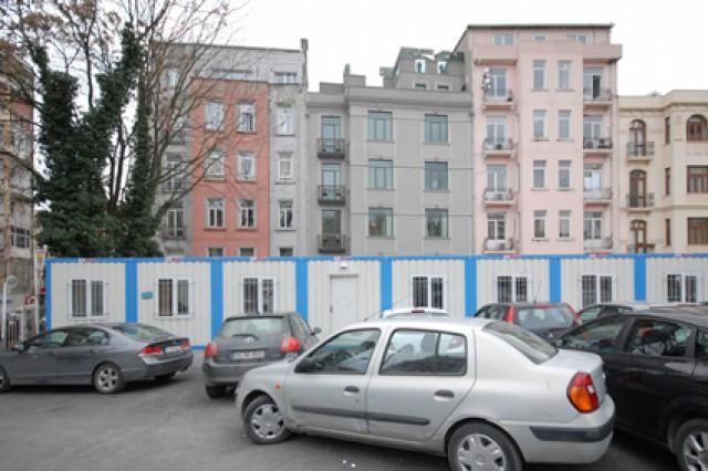 Taksim Hôpital de Formation et Du Recherche
