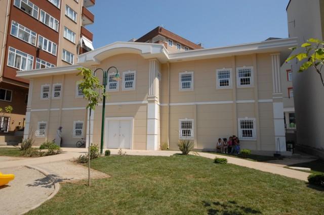 Batiment De Creche Et Centre Medicale Familiale De La Municipalite D'üsküdar