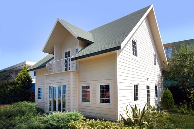Zigana Duplex Maisons préfabriquées