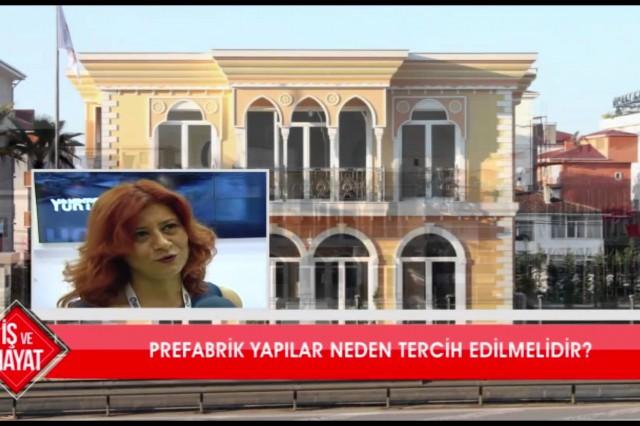 Istanbul Construction Fair 2015 İş ve Hayat [Kanal A]