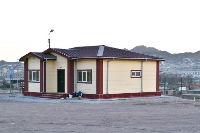 Kapadokya Projet de Logement