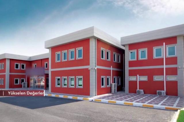 Prefabrik Yapı au 39e Salon Turquie Construire [TGRT Haber]