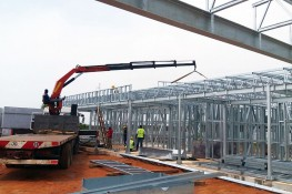 Transport de passagers et construction de terminaux portuaires